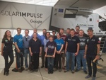 Solar Boat Team Gets VIP Treatment