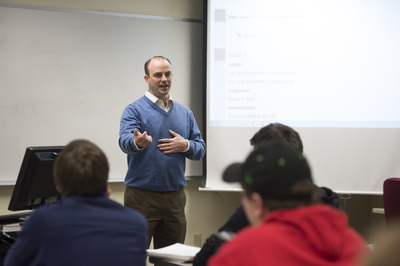 Cybersecurity Track Adds to Computer Science Offerings
