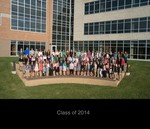 B.S.N. Class of 2014 by Cedarville University