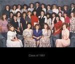 B.S.N. Class of 1991