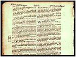 Eliot Bible, 1660-1663