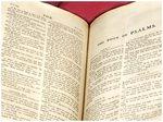 Thompson Hot Press Bible, 1798