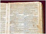 American Bible Society - Bible, 1829