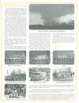 Patterson Hall Tornado Damage by Cedarville University