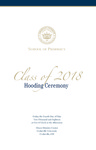 School of Pharmacy Class of 2018 Hooding Ceremony by Cedarville University