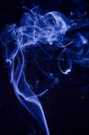 Blue Smoke by Mark A. Farris