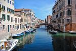 Streets of Venice by Korinna G. Waggoner