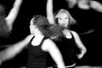Dance Practice by Alyssa Moore