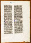 """Giant"" Manuscript Bibles"
