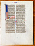 """""""Portable"""" Manuscript Bibles"""