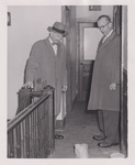 Arthur Williams and James T. Jeremiah by Cedarville University