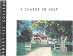 A Charge to Keep by Cedarville College