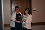 Centennial Library Scholarship in Library Science Recipient: Jessica Elder