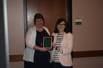 Centennial Library Scholarship in Library Science Recipient: Jessica Elder by Cedarville University