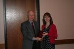 Centennial Library Top Scholar Award Recipient: Lauren Yost by Cedarville University