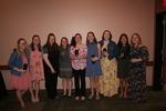 Centennial Library Student Assistant Two-Semester Award Recipients