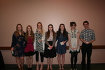 Centennial Library Student Assistant Four-Semester Award Recipients