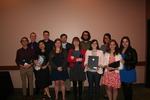 Centennial Library Student Assistant Seniors by Cedarville University