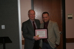 Centennial Library Certificate of Recognition for Distinctive Service Recipient: Joe Fox