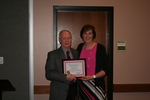 Centennial Library Certificate of Recognition for Distinctive Service Recipient: Valerie Harmon by Cedarville University