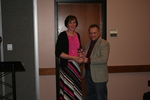 Centennial Library Staff Achievement and Recognition (StAR) Award Recipient: Valerie Harmon by Cedarville University