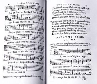Genevan Psalter 1562