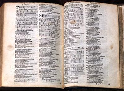 Sternhold & Hopkins Psalter, 1614