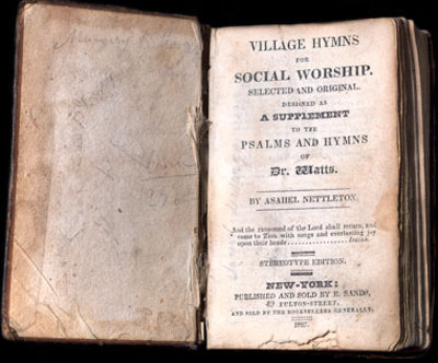 Village Hymns for Social Worship, 1827