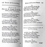 Hymns and Sacred Poems, 1739