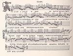 Motetti A, numero trentatre, Venice, 1502