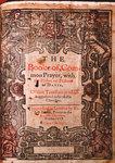 Book of Common Prayer, circa 1614