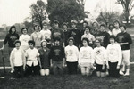 1962-1963 Softball Team by Cedarville College