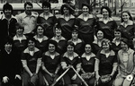 1980-1981 Softball Team
