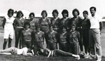 1987 Softball Team by Cedarville College
