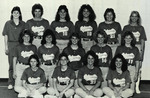 1988-1989 Softball Team