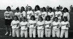 1992 Softball Team by Cedarville College