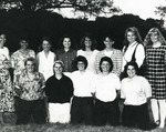 1992-1993 Softball Team