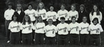 1995 Softball Team by Cedarville College