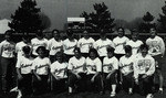 1996 Softball Team by Cedarville College