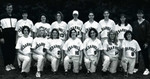 1999 Softball Team by Cedarville College