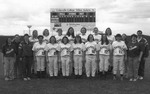 2000 Softball Team by Cedarville College