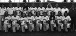 2000-2001 Softball Team by Cedarville University