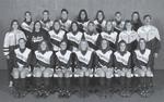 2002-2003 Softball Team by Cedarville University