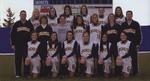 2005-2006 Softball Team by Cedarville University