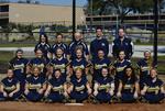 2012 Softball Team by Cedarville University