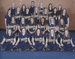 2013 Softball Team by Cedarville University