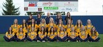 2014-2015 Softball Team by Cedarville University