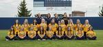 2015-2016 Softball Team by Cedarville University