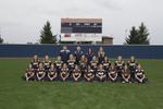 2017-2018 Softball Team by Cedarville University