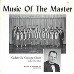 Music of the Master by Cedarville College